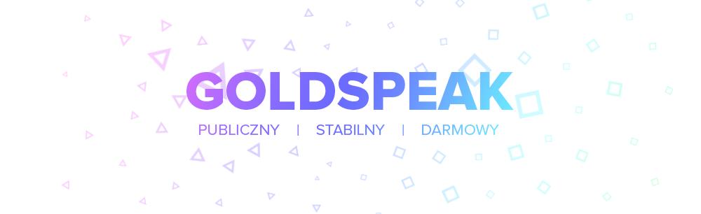 Goldspeak Community